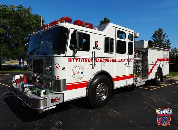 Winthrop Harbor Fire Department