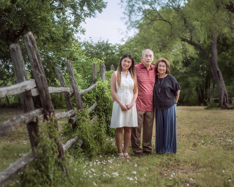Nina Ling's Family