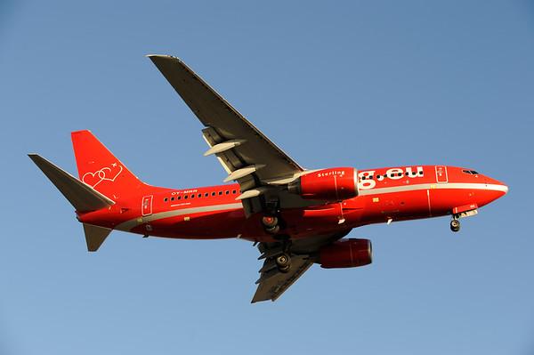 OY-MRR - Boeing 737-7L9