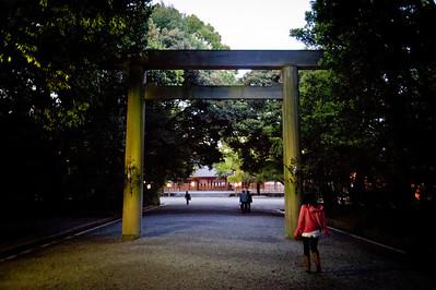 Nagoya, Atsutajinja - April 28, 2010