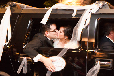Erica & David - Wedding