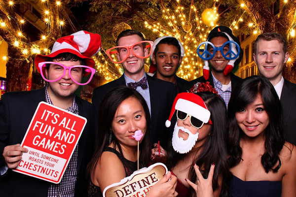 Southwest Airlines Tech Holiday Party