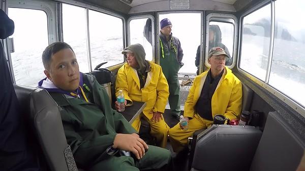 Fishing in Sitka, Alaska