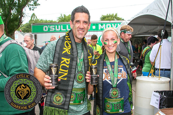 Celtic Warrior Run 2018