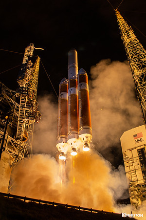 Parker Solar Probe & Merah Putih Booster Return