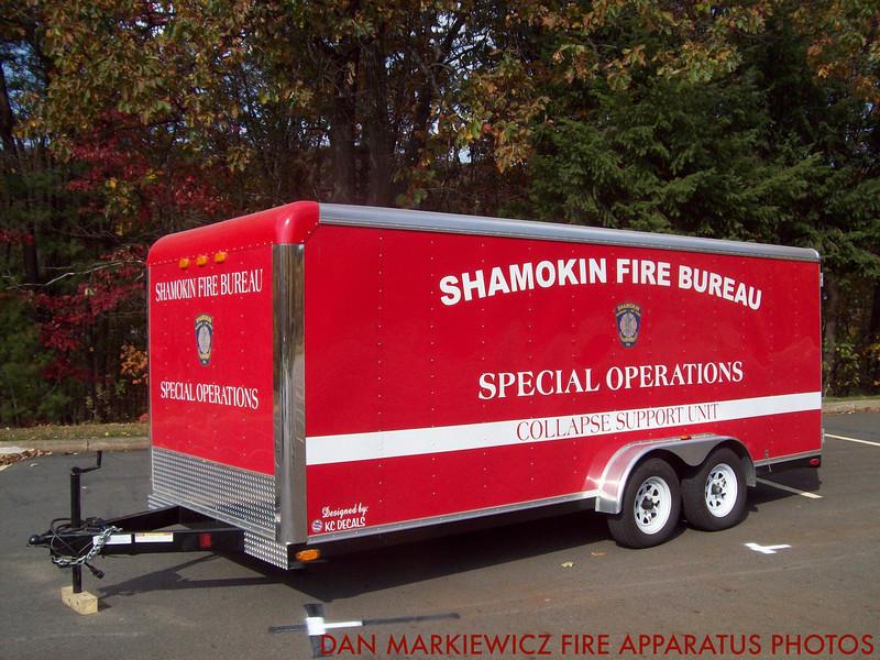 SHAMOKIN EMERGENCY SQUAD