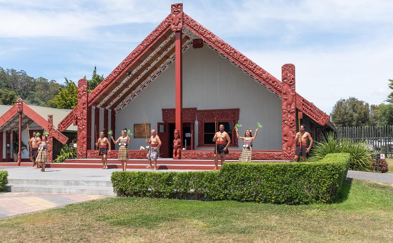 Rotorua - Maori Cultural Center