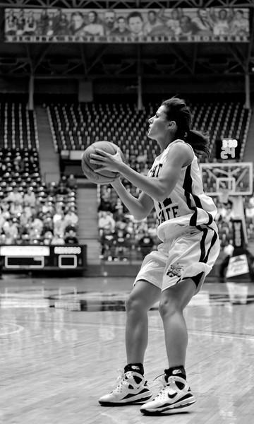 WSU Womens Basketball