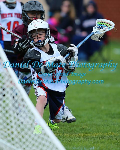 North Fork Lacrosse vs Bay Shore 4-27-14