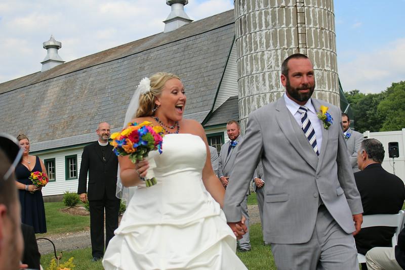 Beth and Frank's Wedding 7-26-14