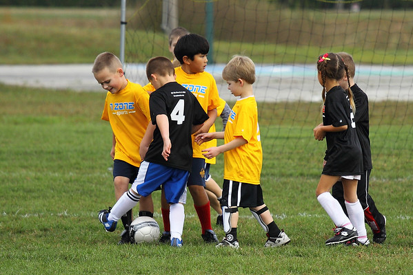 Jude's Youth Soccer 2012