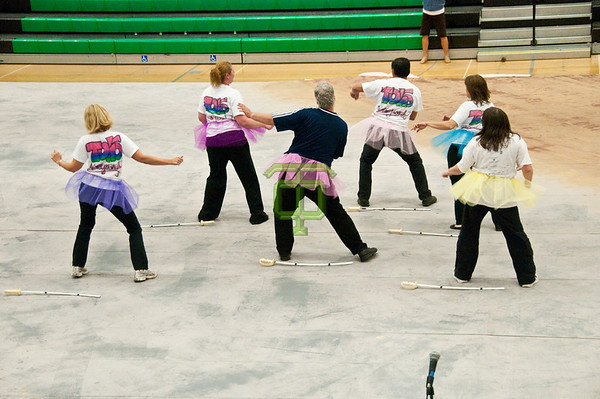 TOHS Winterguard Parents
