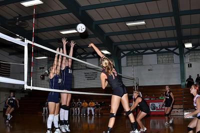 La Moille High School Invitational Volleyball Tournament, Sept. 11, 2010