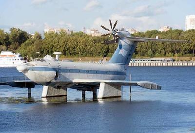 Russia: A-90 Orlyonok ekranoplan, 2015