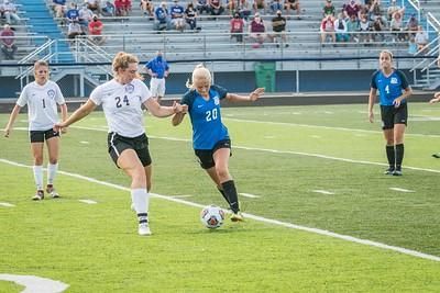 DHS Girls Soccer 09-12-2020
