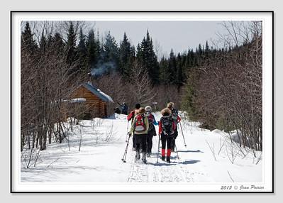 2015-04-08 Raquette Forêt Montmorency (Jean Poirier)