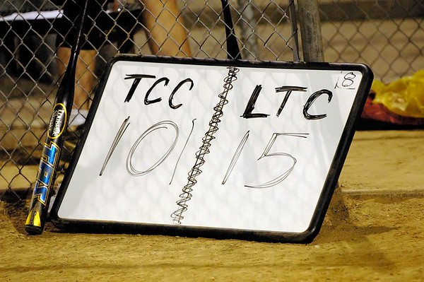LTC vs TCC Softball Game 2005
