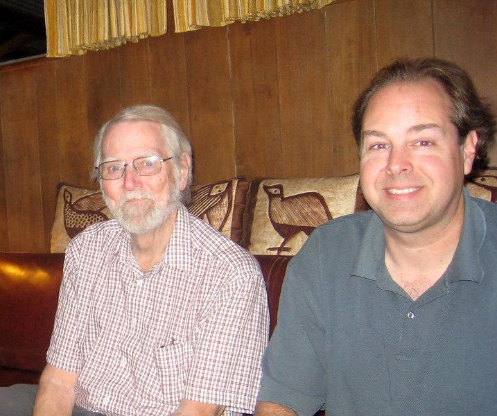 Jim and John 03:03:2007  2.JPG