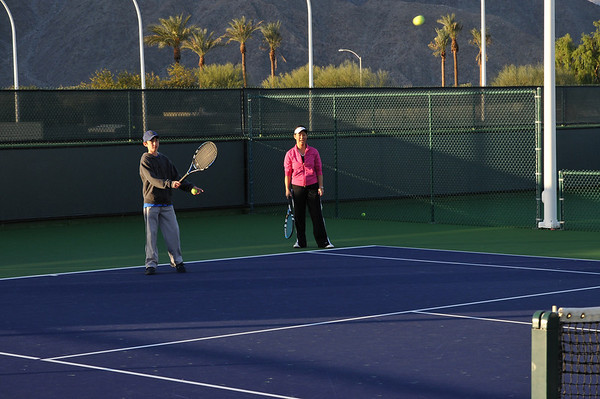 Indian Wells Saturday