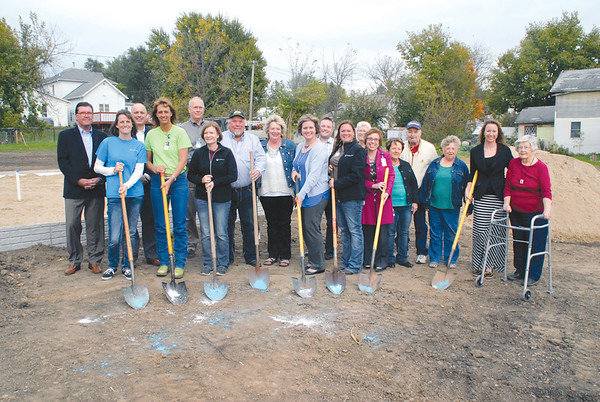 Groundbreaking for Shellsburg UnityPoint Clinic