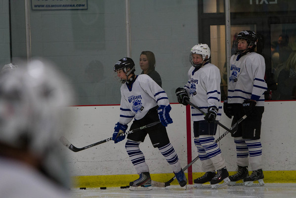 Geauga Maple Leafs vs Youngstown Phantoms