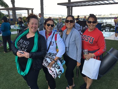 2018 Yoga by The Bay