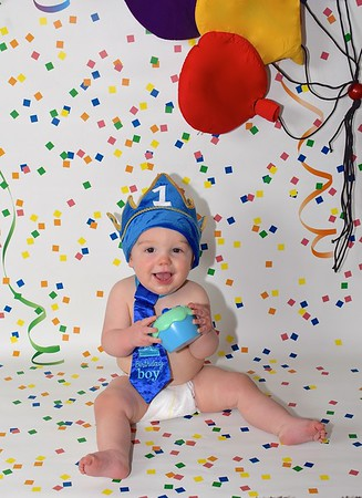 Jackson is ONE!