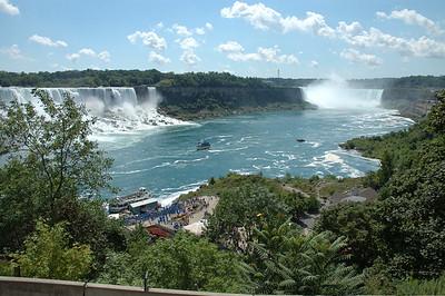 08-20-05 Niagara Falls Vacation