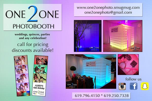 One2one Photobooth