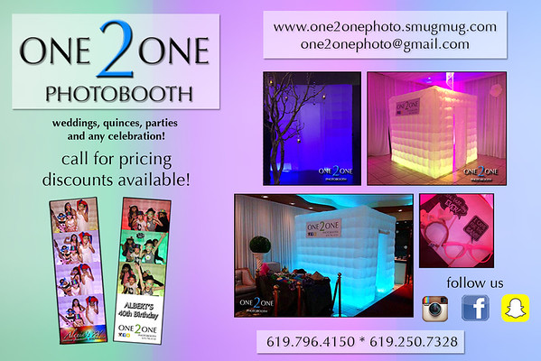 One2one Photobooth