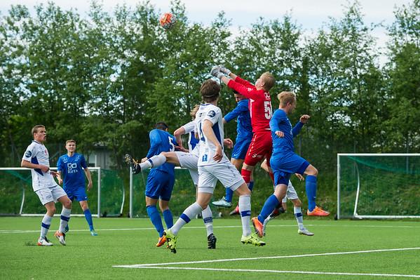 Tillerbyen vs Strindheim 2 (6 jun 2016)