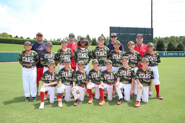 Stars Baseball Colangelo