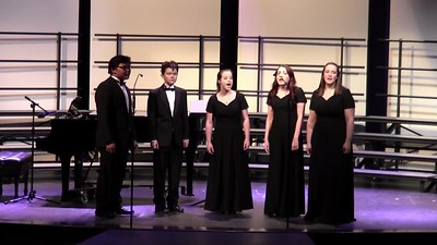 CSHS Choir Gospel Concert 02/09/2016