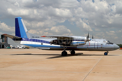 Airlines - Africa-2 (G-Z)