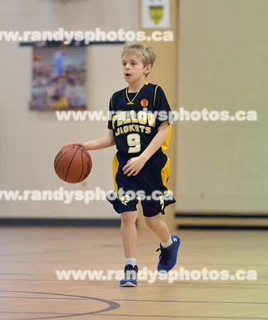 Basketball - 2012-2013 - Boys Rep