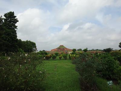 Paharpur Buddist Monastery ruins