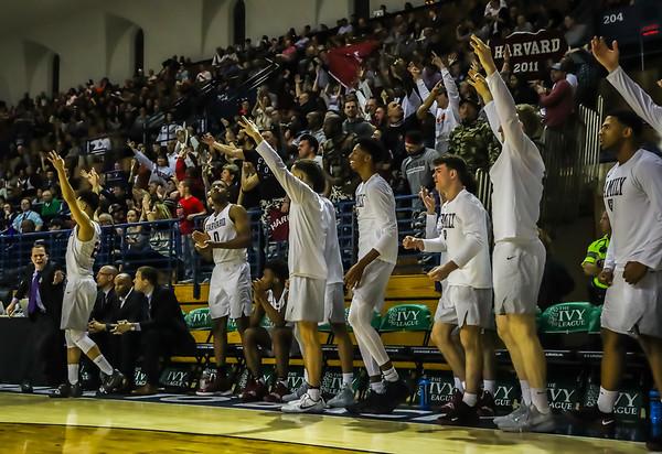 Mens Finals Yale vs Harvard - Celebration and Trophy Photos