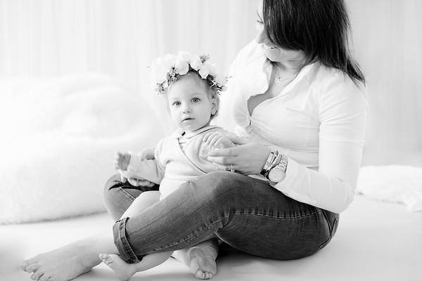 Emma-Rose 17 mois