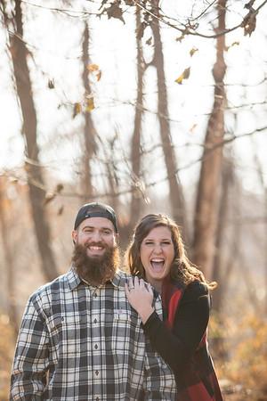 Megan & Tyler Engagement
