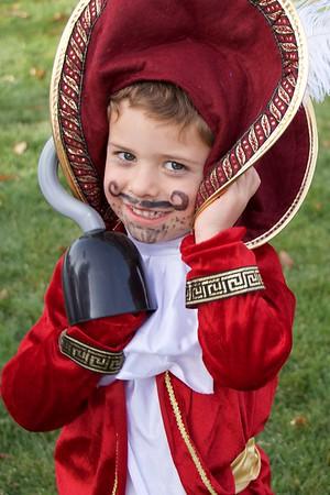 Halloween Fun at Minden Park