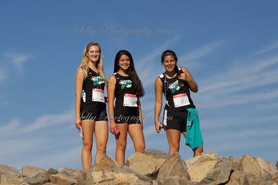 Brea Invite girls