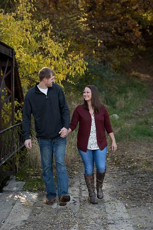 Justin & Megan