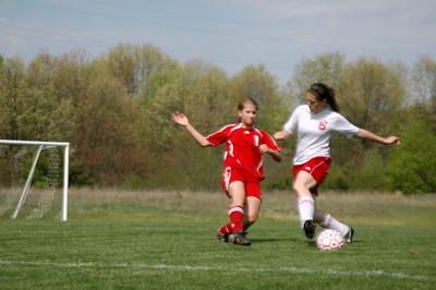 Girls Varsity Soccer - 2006-2007 - 5/11/2007 Whitehall JG