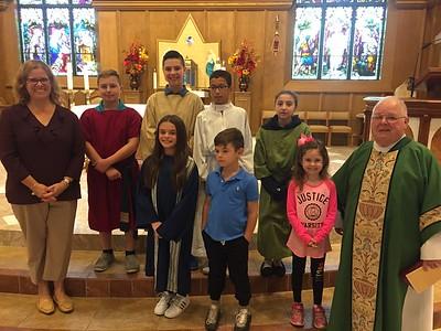 Family Liturgy 10.2018