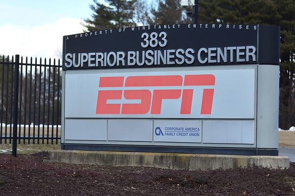 ESPN sign