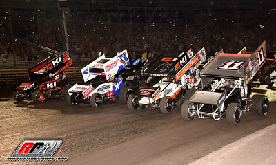 Knoxville Nationals Night #3 - 8/9/19 - Paul Arch