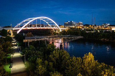 Nashville's Korean Veterans Memorial Bridge
