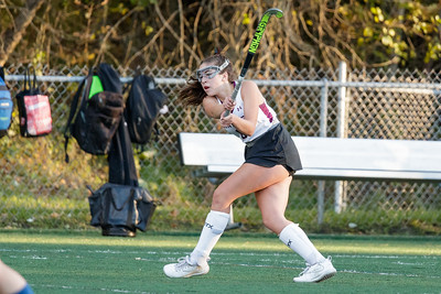 2018 GIRLS FIELD HOCKEY VS PLYMOUTH  D2 QUARTER FINALS