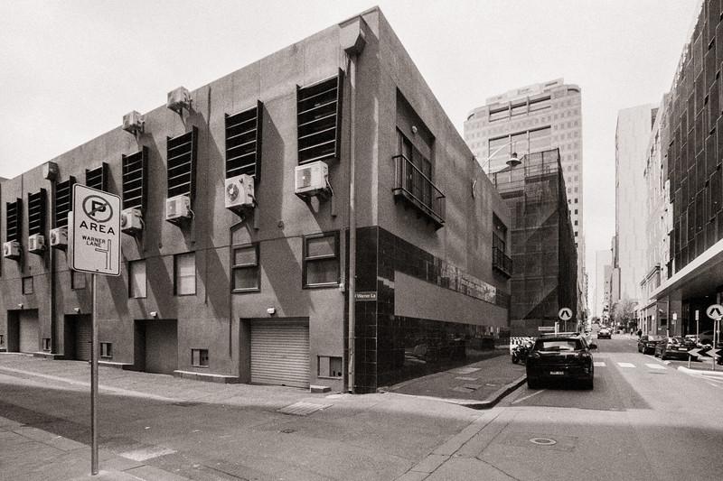 Warner Lane