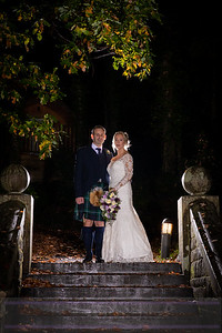 Alison & Graeme Wedding